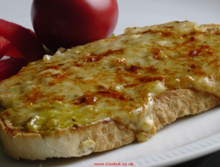Catch me in the kitchen: I've got cheese, I'm melting it, Caerphilly, bread and ham, hey presto, it's a rarebit!
