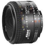 For sale Nikon 50mm f/1.8D AF Nikkor Lens for Nikon Digital SLR Cameras reviews