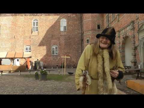 medieval days at Voergaard Castle in North Jutland, Denmark 2012 part three