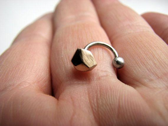 Facette minimes tour tragus helix cartilage piercing oreille anneau boucle d'oreille
