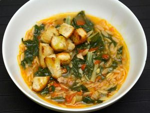 Swiss Chard and Pasta Soup | SOUPS | Pinterest | Pasta Soup, Recipes ...
