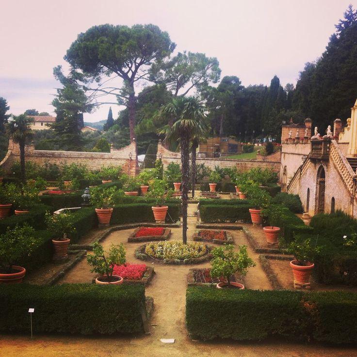Giardini di Villa Caprile