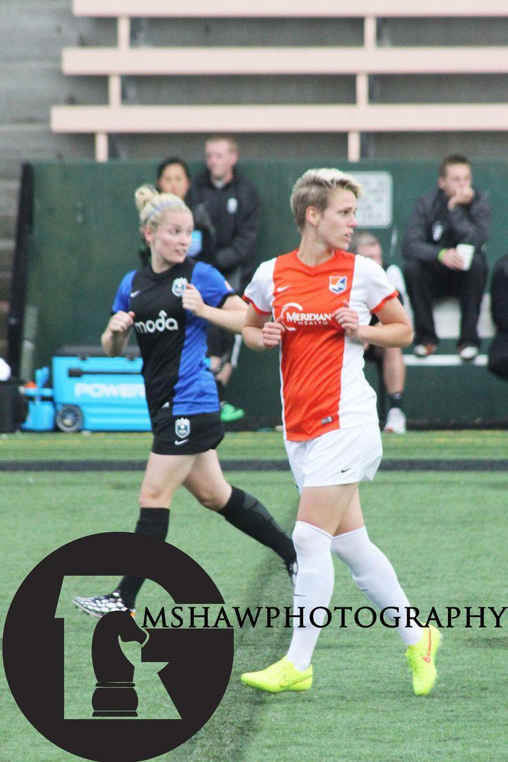 Kim Little + Sophie Schmidt   SRFC v SBFC