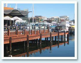 Port Sails Canal Villa   Bookings   Mandurah   Holiday Rental   Accommodation   Jetty   Dolphins