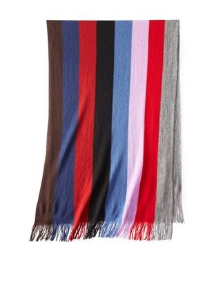 Desanto Men's Striped Scarf