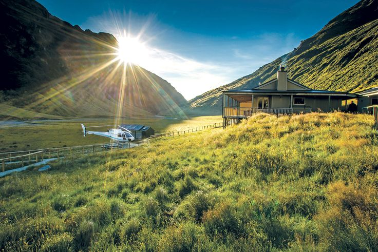Five most extravagant travel experiences in New Zealand