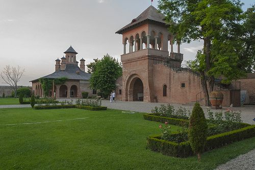 Mogosoaia Palace, near Bucharest.