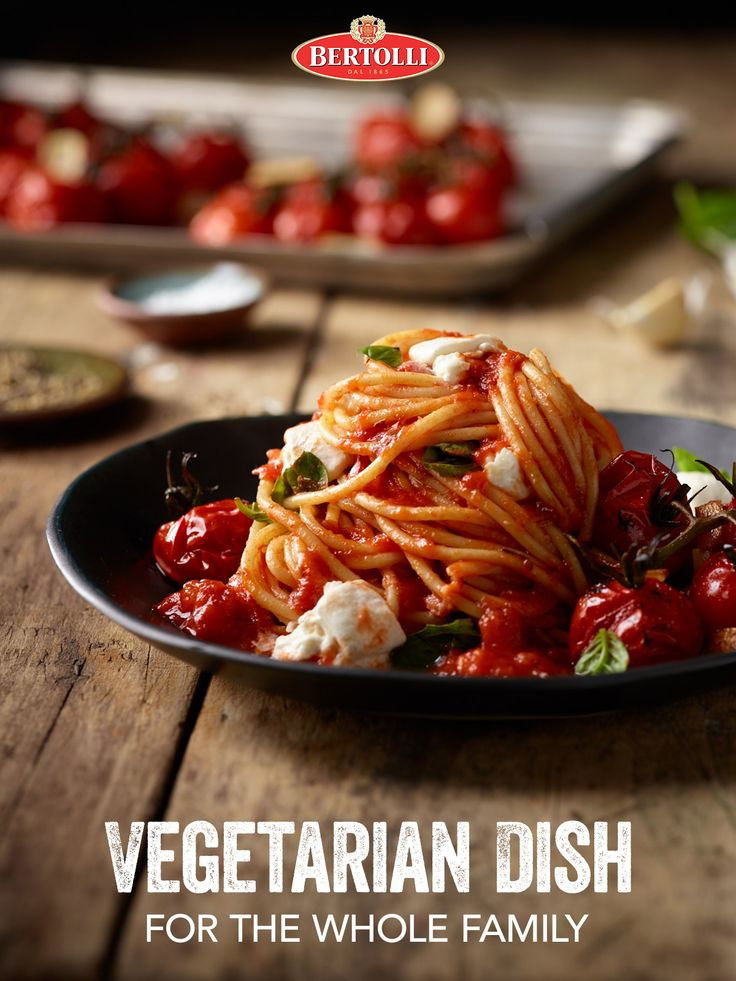 There are just a few simple ingredients with loads of flavor in this Tuscan classic spaghetti recipe featuring Bertolli® Traditional Marinara with Italian Herbs & Fresh Garlic Sauce. This delicious vegetarian dish will bring Tuscany right to your table tonight.
