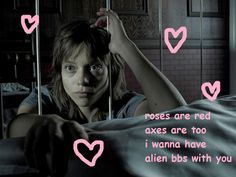 american horror story valentines day card