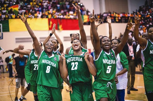 World Cup D Tigress Beat Greece 57 56 Deal With Usa Punch Newspapers With Images Nigeria Basketball Basketball Teams