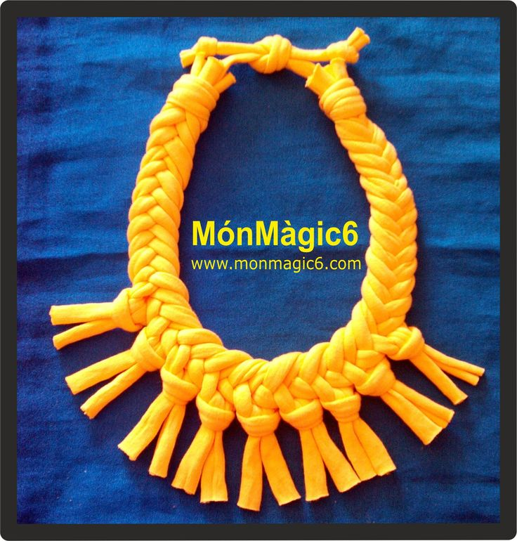 Collar SUNNY www.monmagic6.com