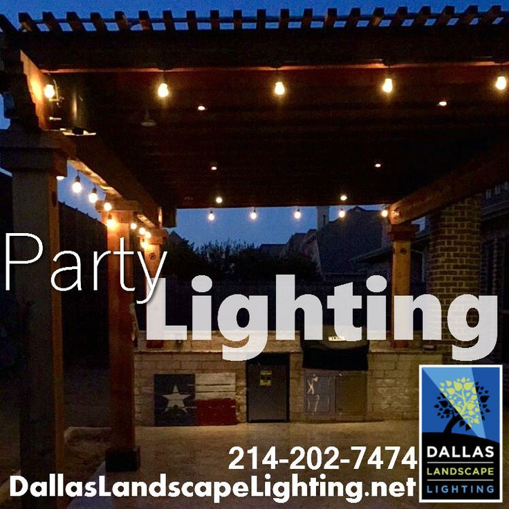 1000+ Images About String / Party Lights Installation By