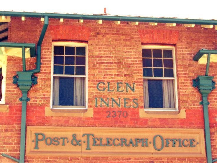 Glen Innes Post Office