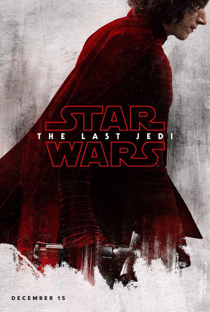 star wars: the last jedi teaser poster for kylo ren