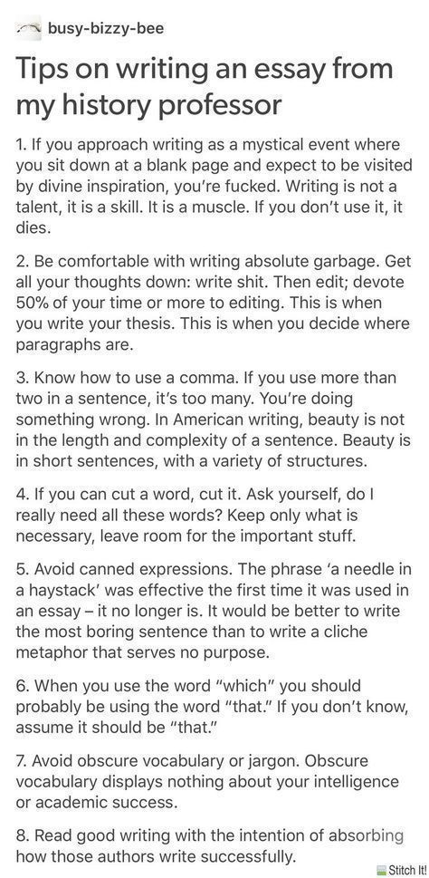 funny college essays that worked