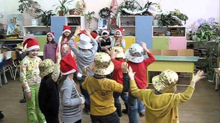 Carl Orff - Elementary School - movement improvisations