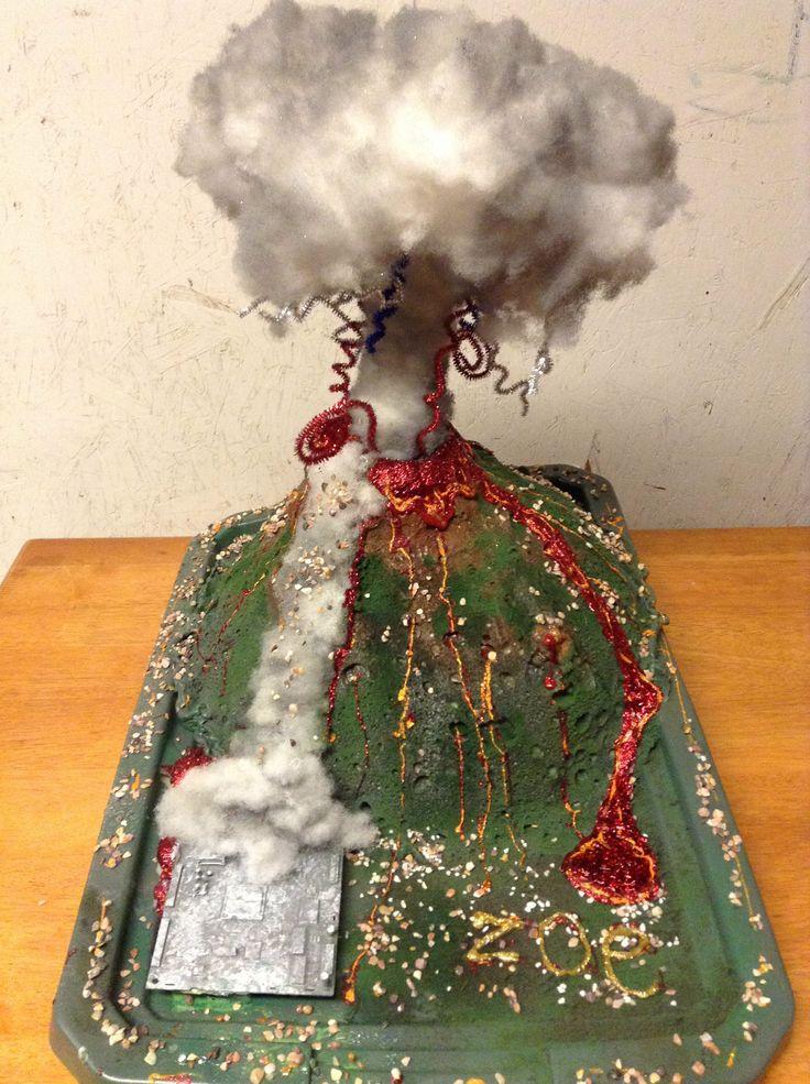 17 best images about volcanos on pinterest models