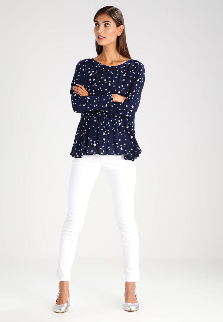 ¡Cómpralo ya!. TOM TAILOR DENIM Blusa real navy blue. TOM TAILOR DENIM Blusa real navy blue Ofertas   | Material exterior: 100% viscosa | Ofertas ¡Haz tu pedido   y disfruta de gastos de enví-o gratuitos! , blusas, blusa, blusón, blusones, blouses, blouse, smock, blouson, peasanttop, blusen, blusas, chemisiers, bluse. Blusas  de mujer color azul marino de Tom tailor denim.