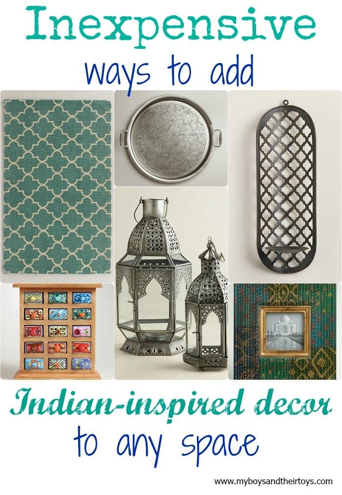 Get ready for Spring with these great items at World Market. Indian inspired decor at inexpensive prices! #LoveBlooms