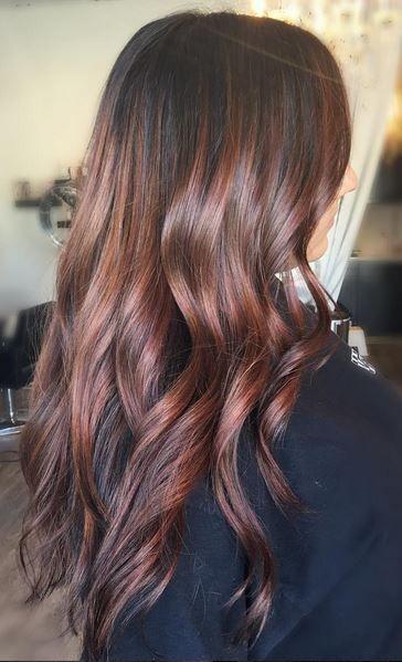 Best 25+ Fall hair highlights ideas on Pinterest | Baylage ...