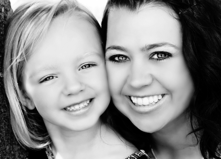Mommy & Daughter Photography