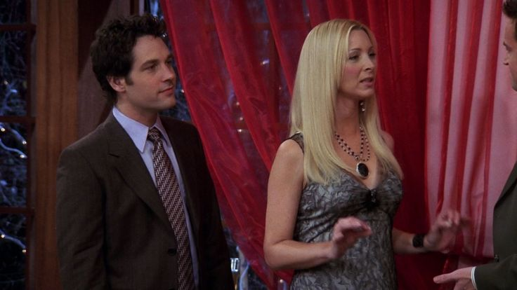 10.12 The One with Phoebe's Wedding - Friends1012-0149 - Friends Screencaps
