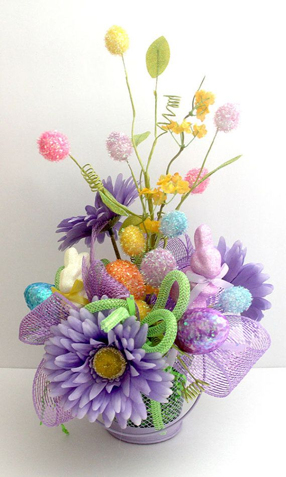 Best easter centerpiece ideas on pinterest spring