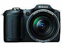 Nikon Coolpix L100 10 MP Digital Camera with 15x Optical Vibration Reduction (VR) Zoom