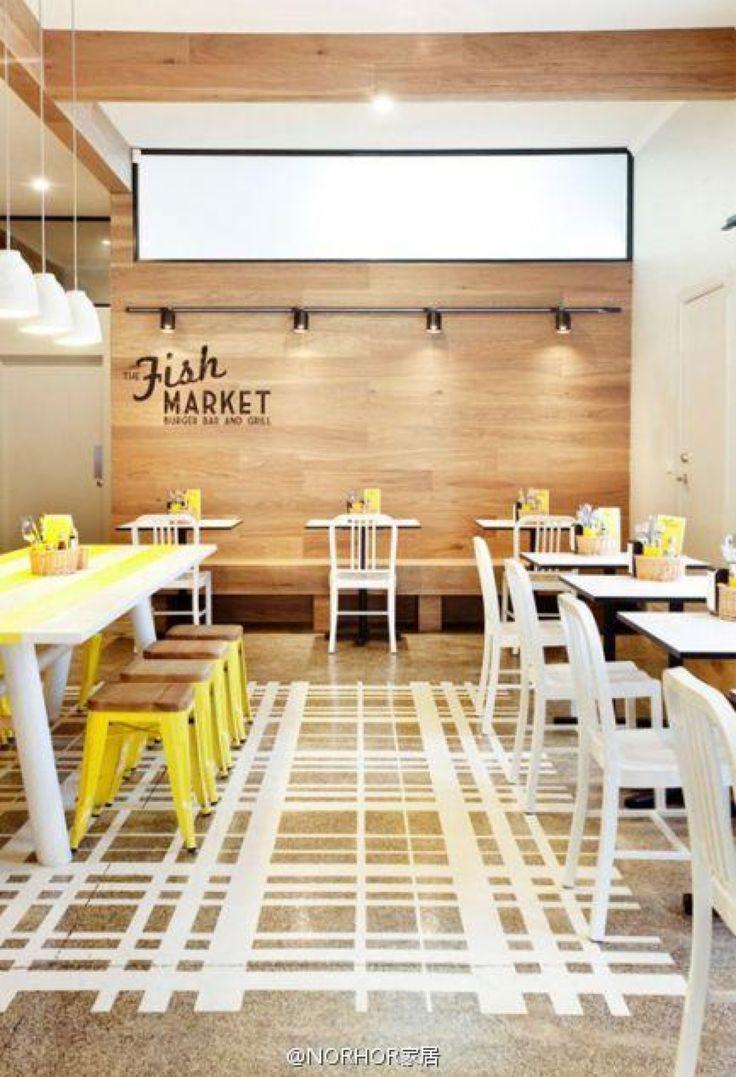 84 best fast food interiors images on pinterest   restaurant