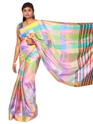 Uppada Saree checks design  #Uppada #Sarees