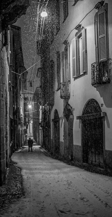 via Pignolo Bergamo