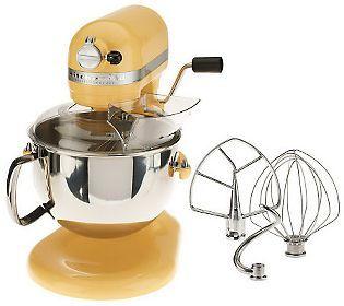 KitchenAid Professional 600 6qt 575 Watt Stand Mixer - QVC.com