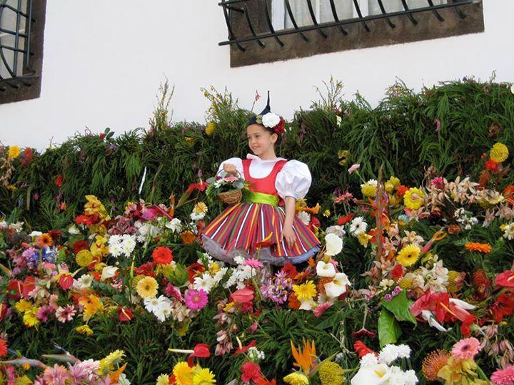 Festa da Flor, Flower Festival, Funchal, Madeira Island, Portugal