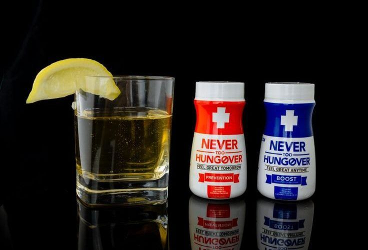 This vital combo of vitamins, minerals, and electrolytes helps to restore all the lost nutrients and rehydrate you to the full strength. It helps to prevent classic hangover symptoms such as sluggishness, weakness, low energy, poor concentration, and headaches. It rehydrates you and neutralizes your body's toxins so you can feel all brand new and fresh. All in a convenient pocket-sized bottle that can go anywhere with you.