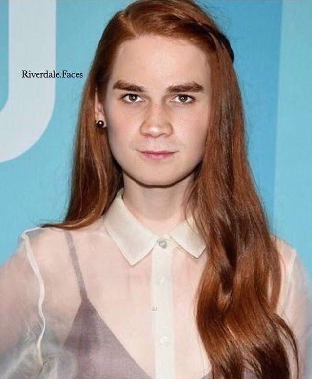 Kj Apa Brown Hair Google Search Madelaine Petsch Natural Hair Styles Hair Styles
