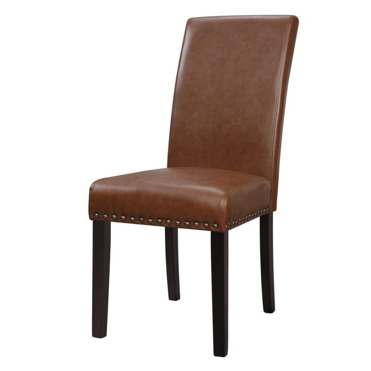 Harper Faux Leather Dining Chair Dining Room Pinterest
