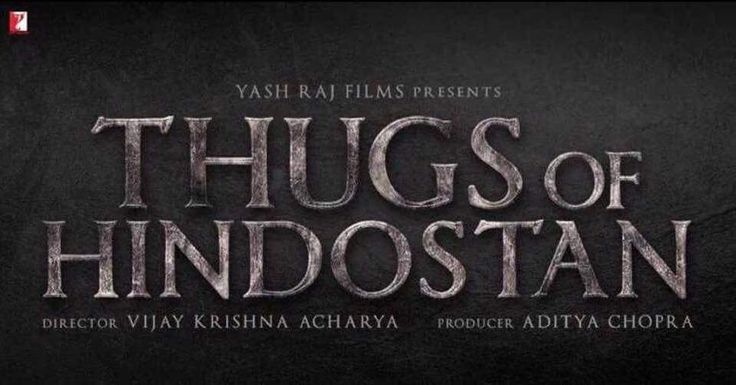 And here's the first look logo of #ThugsOfHindostan... Stars Amitabh Bachchan Aamir Khan Katrina Kaif Fatima Sana Shaikh... Diwali 2018 release. @filmywave  #AmitabhBachchan #AamirKhan #KatrinaKaif #FatimaSanaShaikh #movie #firstlook #celebrity #movie #film #bollywood #bollywoodactor #bollywoodactress #bollywoodmovie #actor #actress #star #instalike #instacomment #filmywave