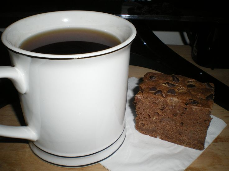 Coffee Break! Our favourite Zucchini Cake!  Yum!