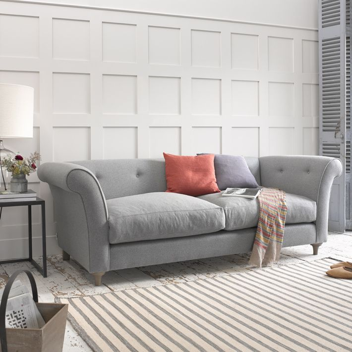 Chesterfield Style Sofa | Chester | Loaf