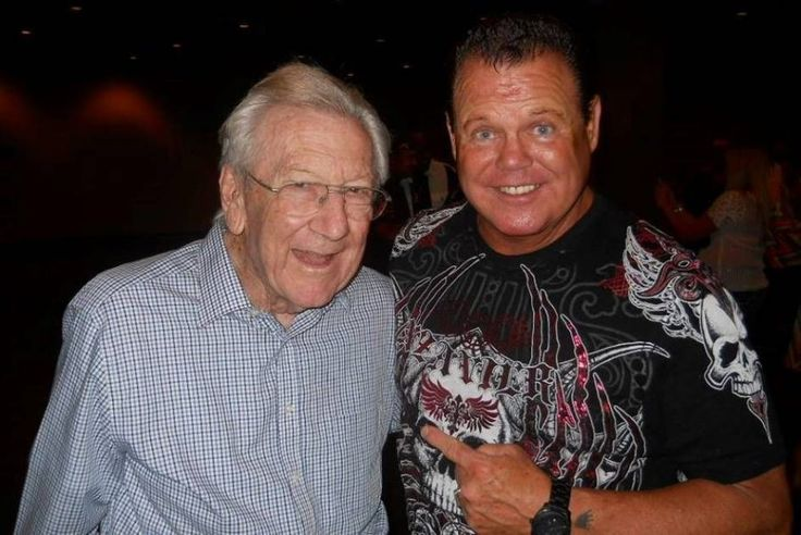 The voice of Memphis wrestling Lance Russell has passed away