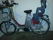 bicicletta elettrica del 2008