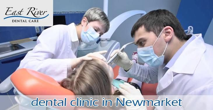 Is it true that you are hunting down an advanced Dental Clinic in Newmarket/Dentists in Newmarket? Visit East River Dental Care .We are an accomplished full-benefit dental office in Newmarket and offer an extensive variety of administrations, for example, preventive dentistry to more confused dentistry including shrewdness teeth extractions and embed rebuilding efforts.