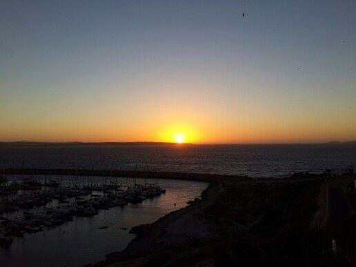 #sunset #clubmykonos #westcoast #southafrica