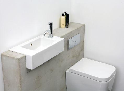So kann man das Waschbecken vielleicht nachrüsten wenn die Franzosen es vergessen haben im WC;-)