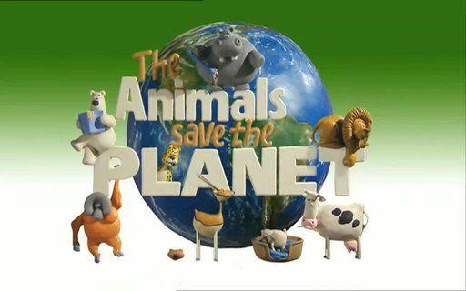 TOUCH den här bilden: De dieren redden de planeet ! by Juf Liesbet
