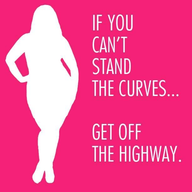 Bildergebnis für I am a curvy hot woman saying