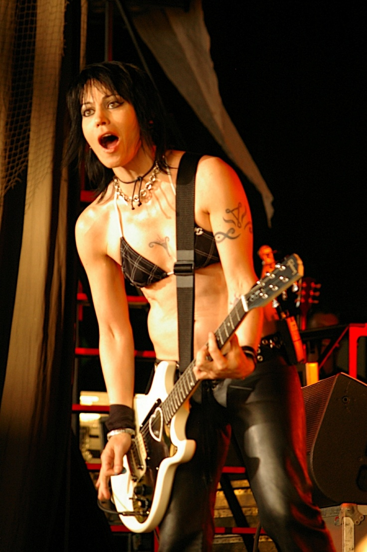 78 best Joan Jett images on Pinterest Joan jett Rock  : efef9a190fd40b67d9a9f478ea775314 rocker girl joan jett from www.pinterest.com size 736 x 1108 jpeg 230kB