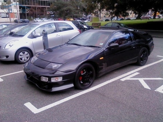 I Wish Mine Had Looked This Nice. It Was Similar, Just Crappier. Nissan  300zxTwin TurboJdmDream CarsJapanese Domestic Market