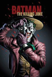 Batman: The Killing Joke (2016) (5/10)  Going into this I didn't think it would really be for me but I wanted to see it anyways, I was correct.  I found the first half an hour really boring (which I was then told it was added on), the rest which is the comic scene for scene was good. Loved the Joker but really didn't care for batman.   I haven't watched animation in this style for years so was nice to see but I wouldn't rush to watch any more. Will give the comic a read.