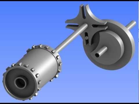 Geneva Pair / Geneva mechanism / Geneva drive / Malteserkreuzgetriebe - YouTube